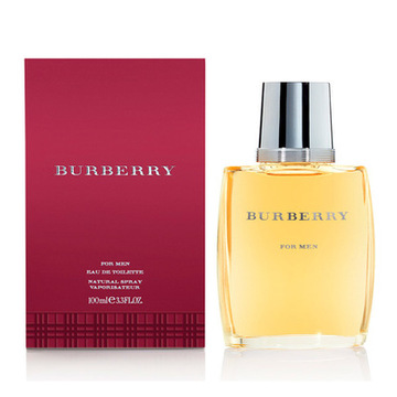 Men's Perfume Burberry Burberry EDT 100 ml