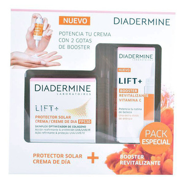 Kosmetikset Damer Lift + Vitamin C Diadermine (2 pcs)