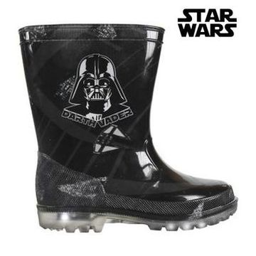 Children's Water Boots with LEDs Star Wars 7015 (storlek 26)