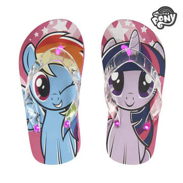 Flip-flops med LED-ljus My Little Pony 73086