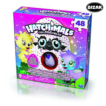 Barnpussel Hatchimals Bizak 61928470 (48 pcs)