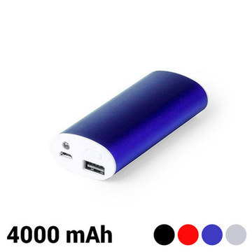 Power Bank 4000 mAh 144959 Blå