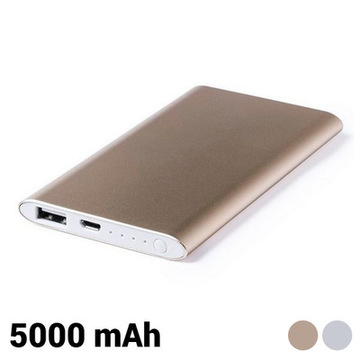 Power Bank 5000 mAh 144960 Guld