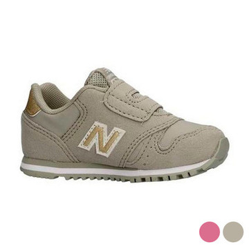 Baby's Sports Shoes New Balance KV373GUY Beige,20