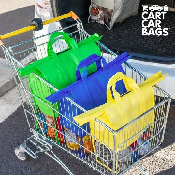 Shoppingkassar Cart Car Bags