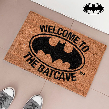 Dörrmatta Welcome To The Batcave