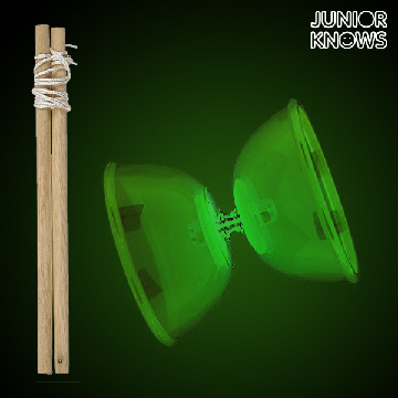 Fluorescent Diabolo Junior Knows