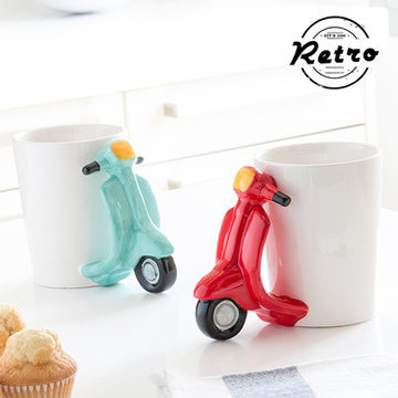 Mugg Scooter Retro