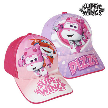 Barnkeps Fashion Super Wings (53 cm)