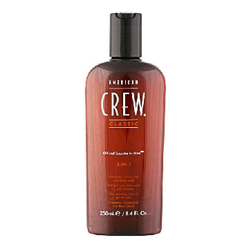 American Crew - POWER CLEANSER STYLE REMOVER shampoo 250 ml