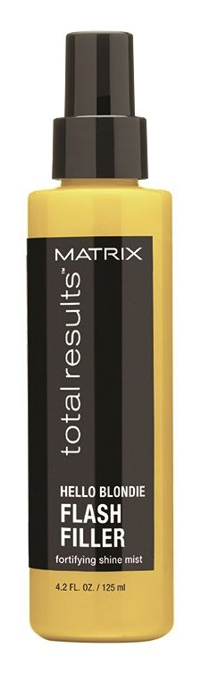 Matrix Texture Results Hello Blondie Flash Filler 125 ml