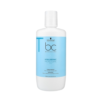 Bonacure Hyaluronic Moisture Kick Treatment 750ml For Normal To Dry Hair
