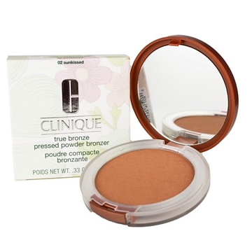 Clinique True Bronze Pressed Powder Bronzer 9,6Gr Nr.03 Sunblushed