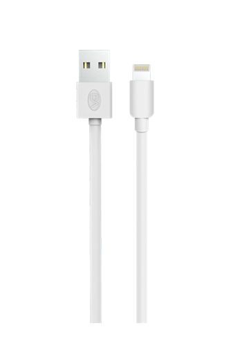 Lighting Charging Cable for iPhone 1M White