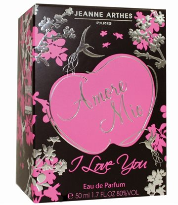 Amore Mio I Love You Edp 50 ml