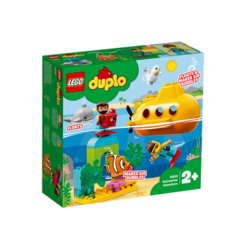 LEGO DUPLO Town 10910 Submarine Adventure
