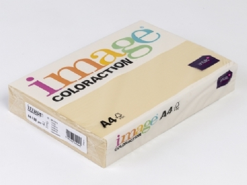 Image ColorAction 1238580 datapapper A4 (210x297 mm) Beige