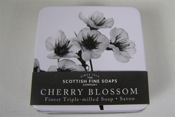 Scottish Soap Cherry Blossom