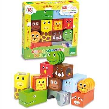Savanna musical blocks