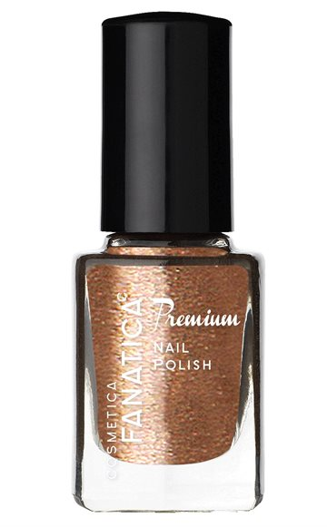 Fanatica Nail Polish Brown Metallic 110