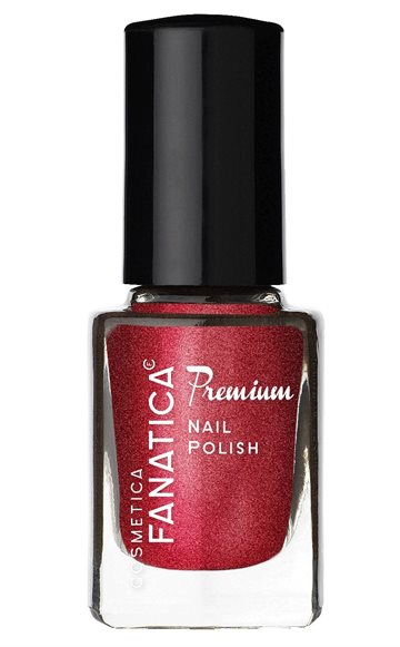 Fanatica Nail Polish Bordeaux Metallic 239