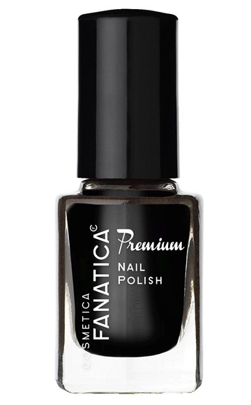 Fanatica Nail Polish Black 609