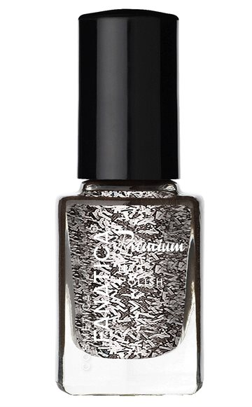Fanatica Nail Polish Eff. Black-White 832