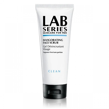 Lab Series Invigorating Face Scrub 100ml Fragrance Free Skin Care For Men Clean
