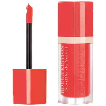 Bourjois Paris Lipstick Rouge Edition Balm Comfort 10Hr 7.7ml Orangelique (Nr.01) Sheer Matte