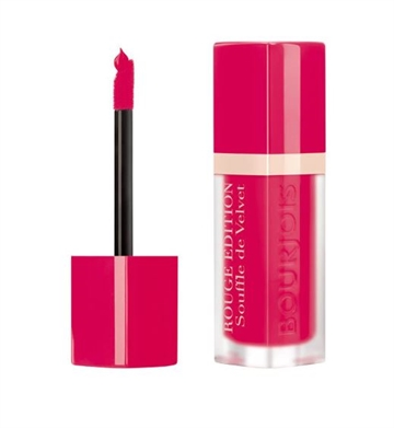 Bourjois Paris Lipstick Rouge Edition Balm Comfort 10Hr 7.7ml Fuchsiamallow (Nr.05) Sheer Matte