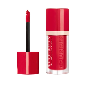 Bourjois Paris Lipstick Rouge Edition Balm Comfort 10Hr 7.7ml Cherry Leaders (Nr.06) Sheer Matte