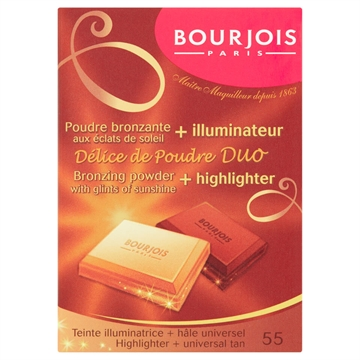 Bourjois Bronzing Powder Duo 55 16,5G