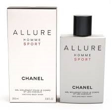 Chanel Allure Homme Sport Hair And Body Wash 200ml