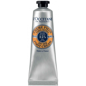 L'Occitane Shea Butter Foot Cream 150ml Dry Or Damaged Skin