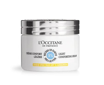 L'Occitane Shea Light Comforting Cream SPF15 50ml