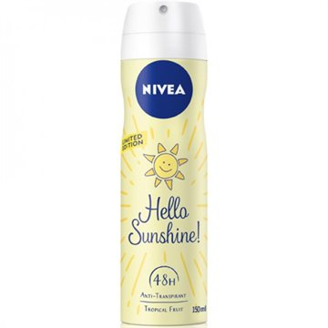 Nivea bodyspray 150ml Hello Sunshine