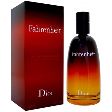 Dior Fahrenheit 100 ml after shave-lotion