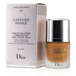 Dior Capture Totale Serum Foundation 30ml nr.030 Medium Beige