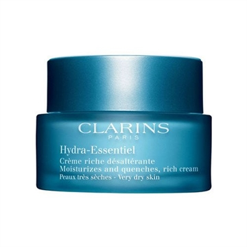 Clarins Hydra-Essentiel Moisturizes Rich Cream 50ml Very Dry Skin