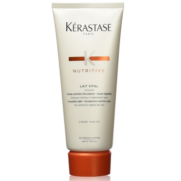 Kerastase Nutritive Lait Vital 200ml Incredibly Light - For Normal To Slightly Dry Hair