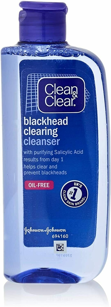 Clean & Clear Blackhead Cleanser 200ml