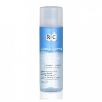 RoCDouble Action Eye Make-Up Remover 125ml