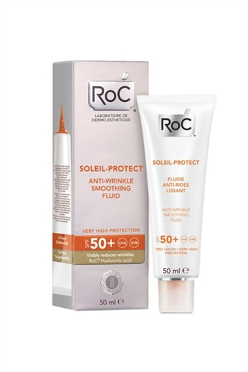 RoCSoleil-Protect Anti-Wrinkle Smoothing Fluid SPF50+ 50ml