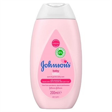 J&J Baby Lotion New Pack 200ml