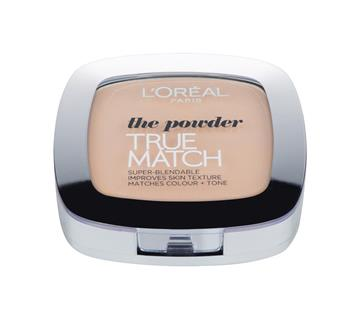 L'Oreal Paris True Match Powder C2 Rose Vanilla Ansiktspuder 1