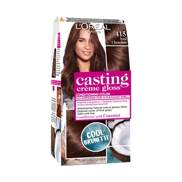 L'ORÉAL  Casting Creme Gloss 415 Iced Chocolate  180ml