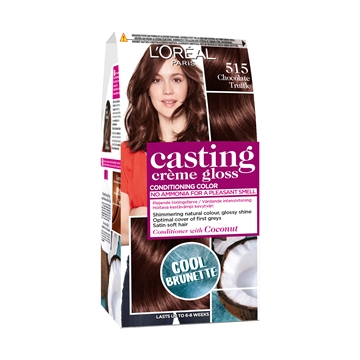 L'ORÉAL  Casting Creme Gloss 515 Chocolate Truffle  180ml