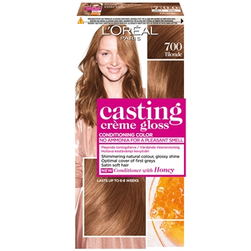 L'ORÉAL  Casting Creme Gloss 700 Blonde  180ml