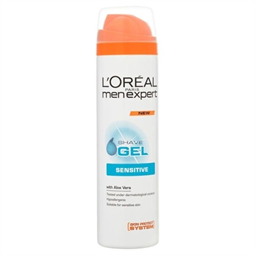 L'Oreal Hydra Sensitive Shaving Gel  200ml