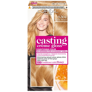 L'ORÉAL  Casting Creme Gloss 8304 Sunny Honey  180ml